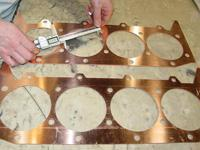 Custom Copper Gaskets
