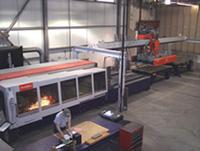 Laser cutting in an ISO certified job shop
