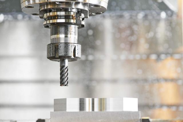 CNC Machining Drilling