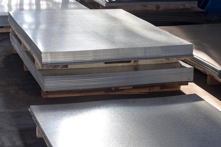 Cutting Sheet Metal Material