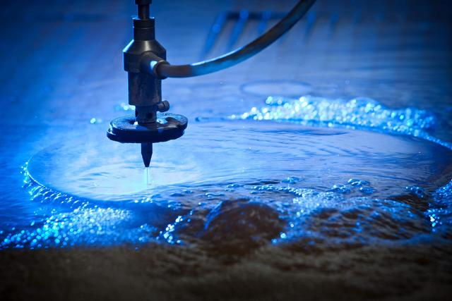 Waterjet Stream