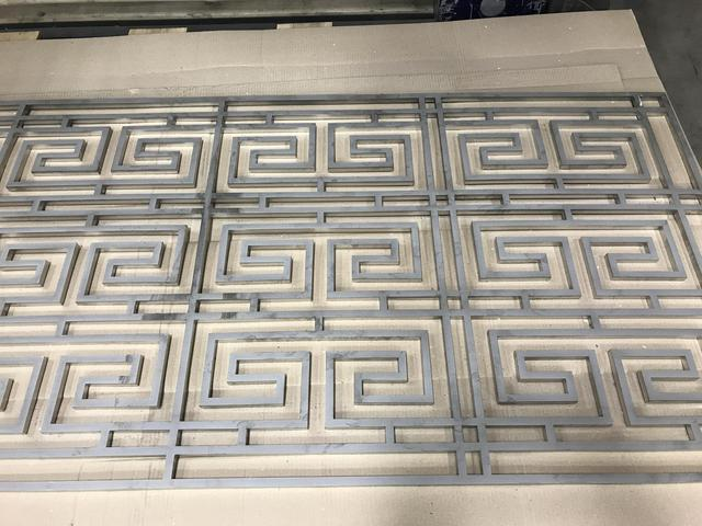316 stainless panel