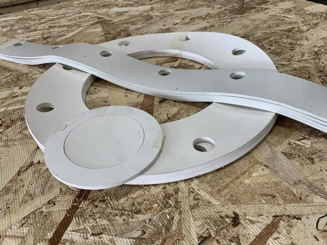 High Temperature Silicone Gaskets