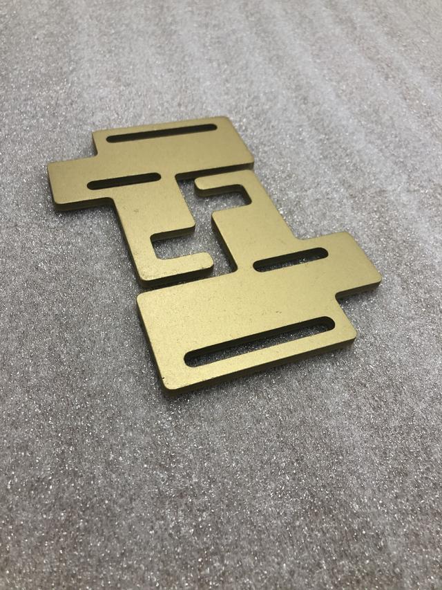 Large Quantity Laser Cut Aluminum