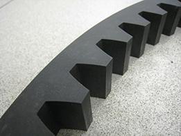 Custom manufactured seal