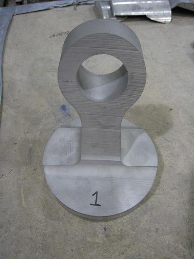 Waterjet Cutting Round Bar